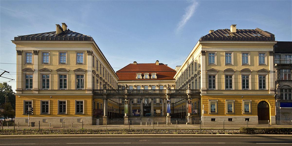 Королевский дворец во Вроцлаве