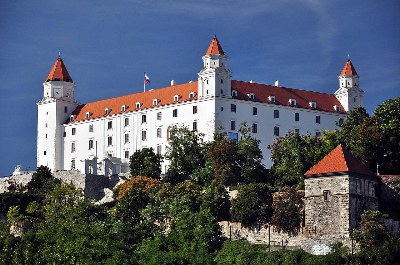 Братиславский Град, замок Братиславы