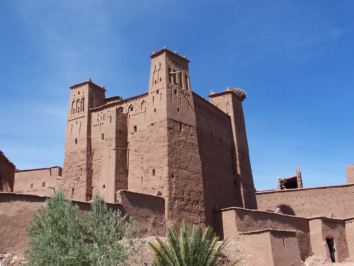 Касба Айт-Бен-Хадду, Марокко