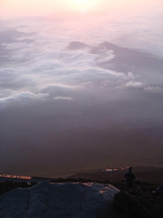 Рассвет на Фудзи, Япония.jpg