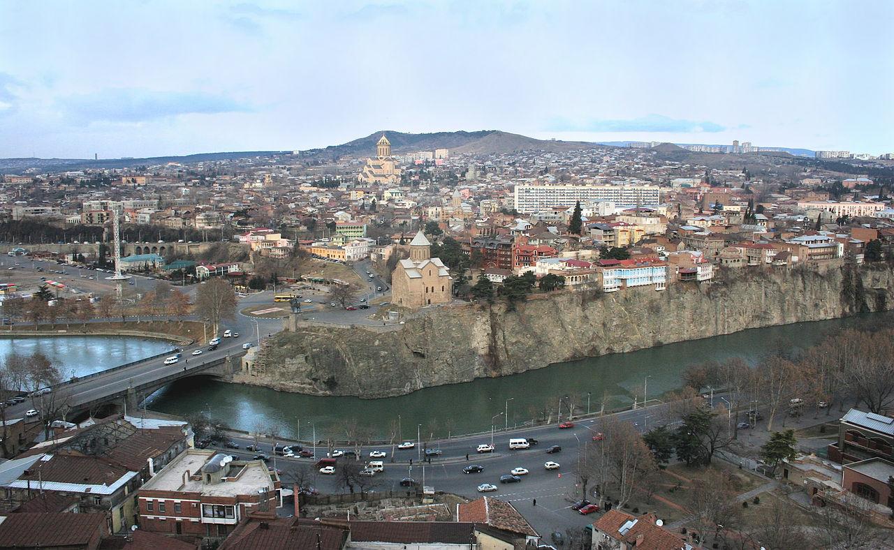 Метехи, район Тбилиси