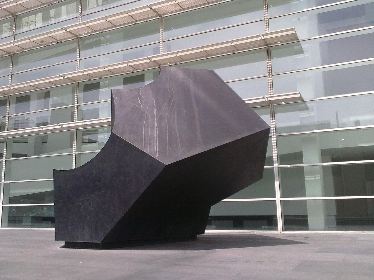 Музей современного искусства Барселоны, экспонат
