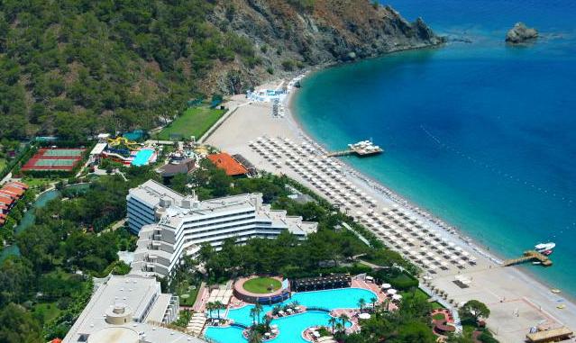Риксос отель турция забронировать билеты на самолет тбилиси владикавказ