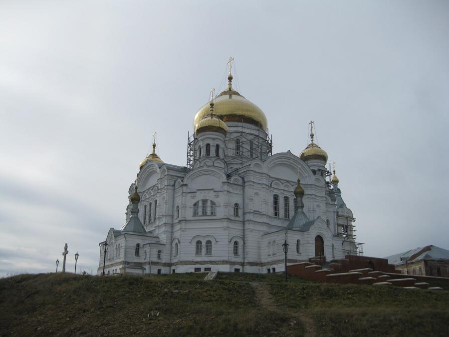 Белогорский монастырь Перми