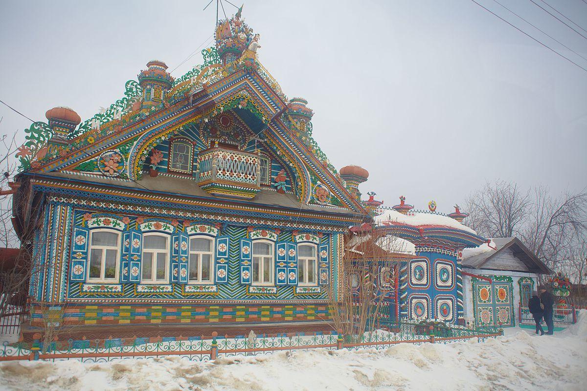 Дом кузнеца Кириллова.