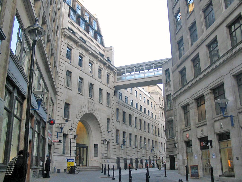Лондонский университет, Лондонская школа экономики и политических наук
