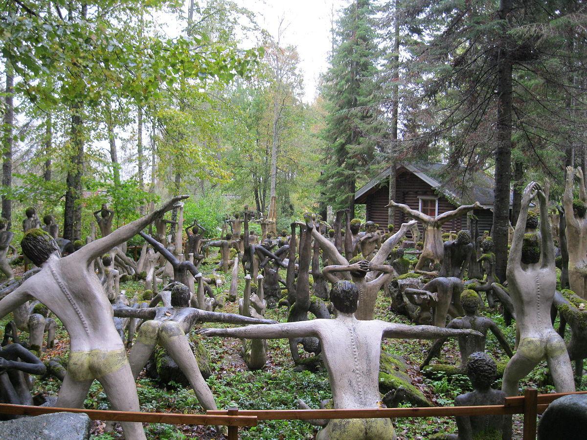 Парк скульптур Вейё Рёнккёнена