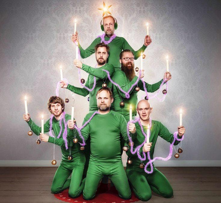 Christmas photo shoot ideas for creative people
