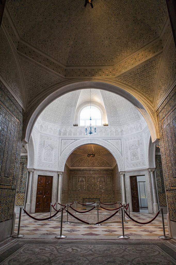Музей Бардо, зал Виргилия