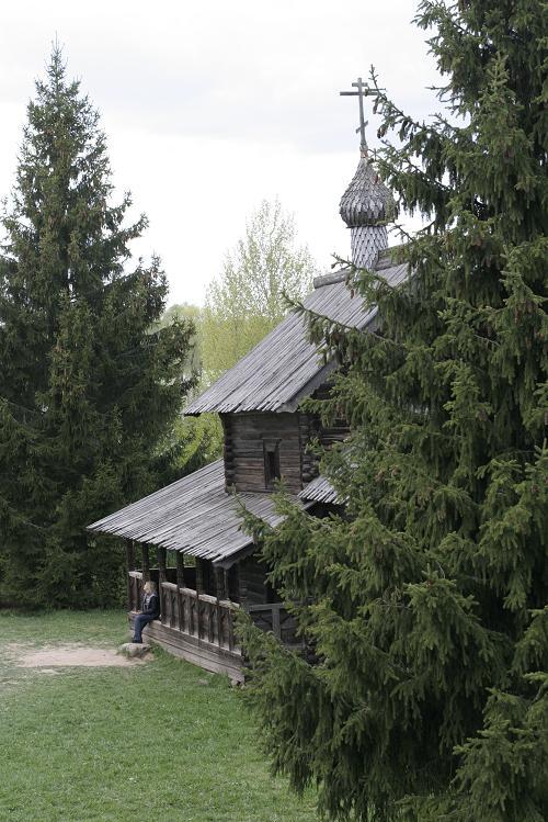 Музей деревянного зодчества, Великий Новгород