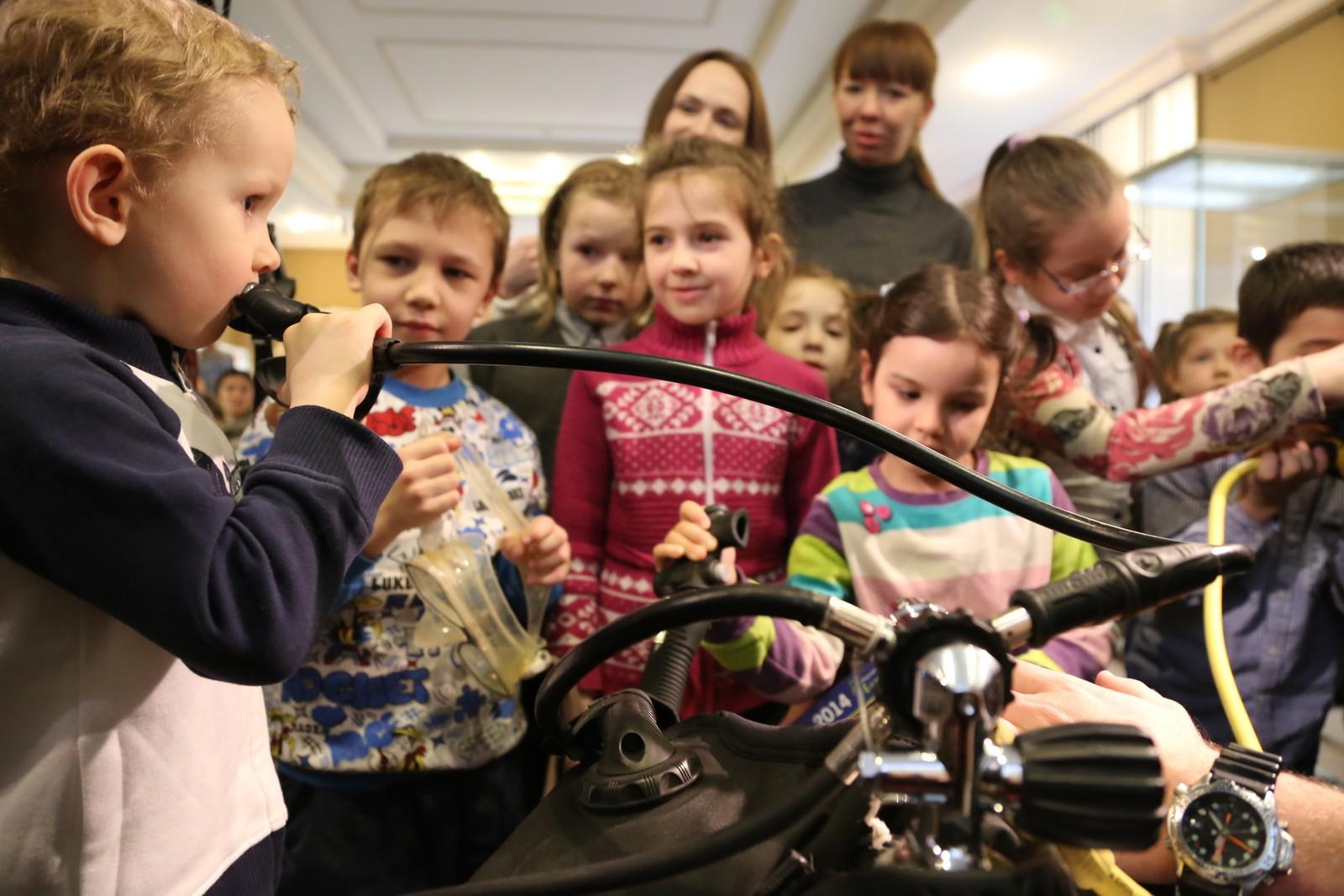 Музей естественной истории Татарстана, День воды