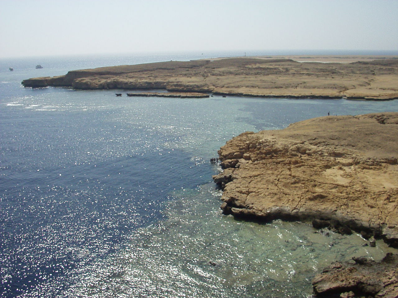 Национальный парк Рас-Мохаммед, Египет