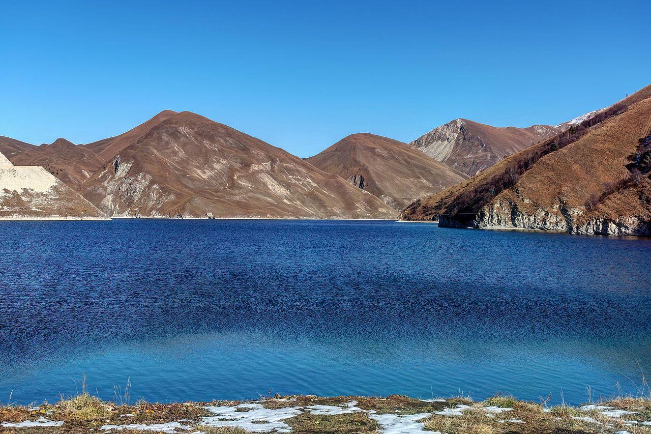 Озеро Кезенойам (Голубое), Чеченская Республика