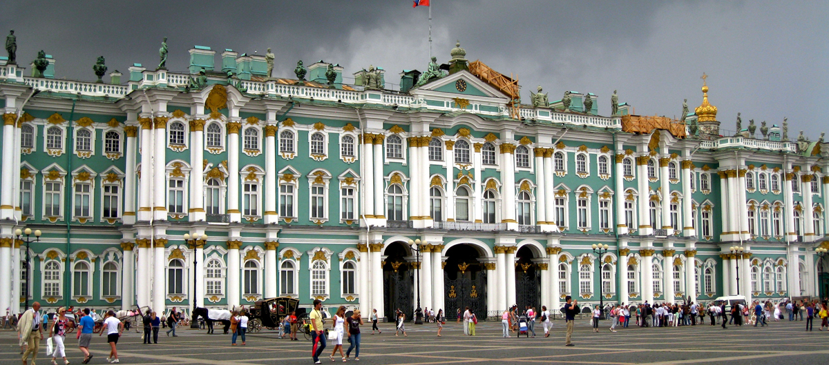 фото зимний дворец санкт петербург