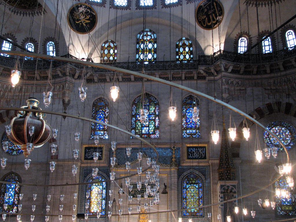 мечеть сулеймание фото