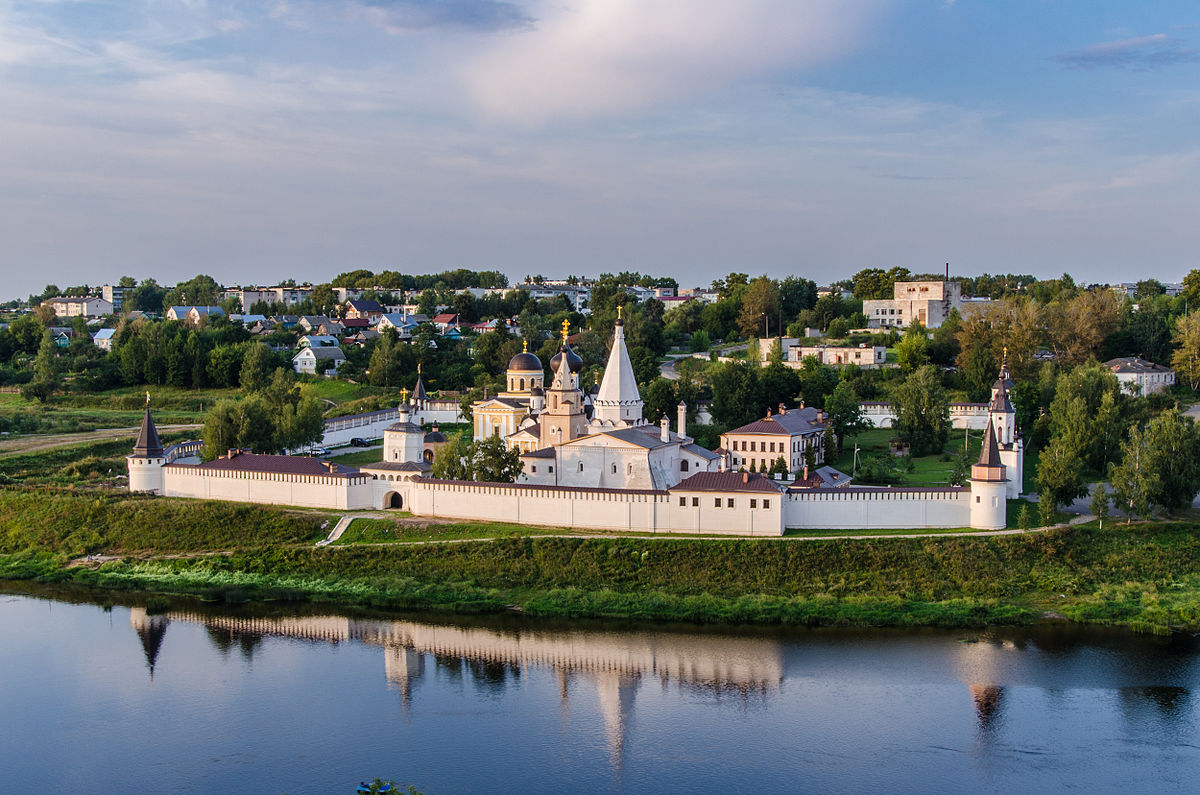 успенский монастырь старица фото пирогов сайте много