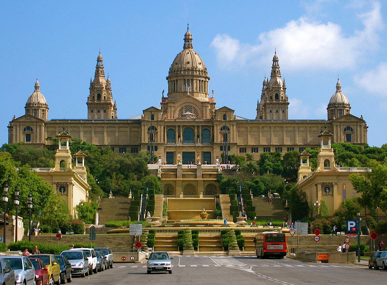 Монжуик, Национальный музей искусства Каталонии