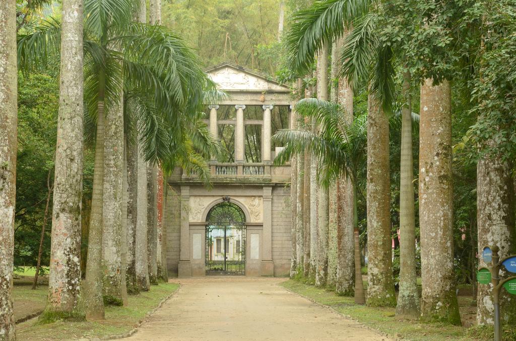 Ботанический сад Рио-де-Жанейро, Бразилия