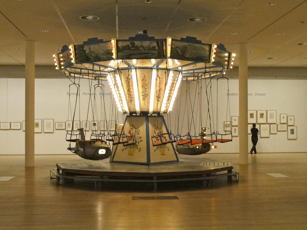 Музей Пауля Клее, экспозиция