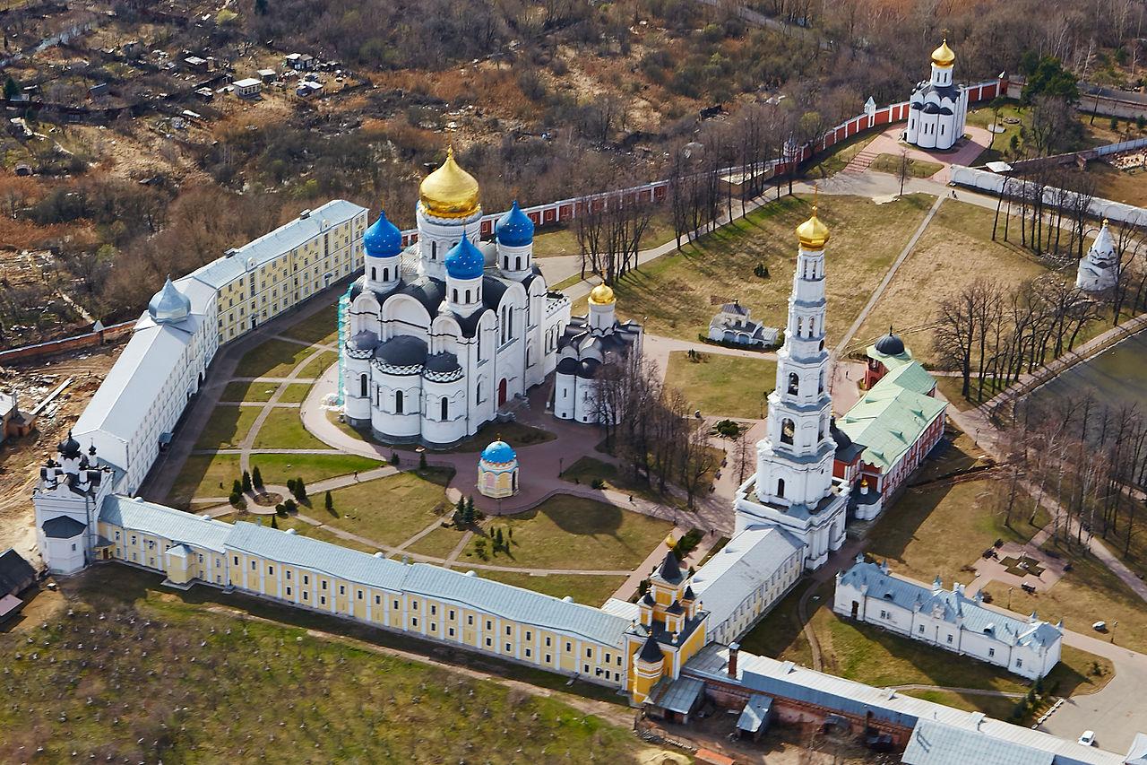 Николо угрешский монастырь реферат 7871