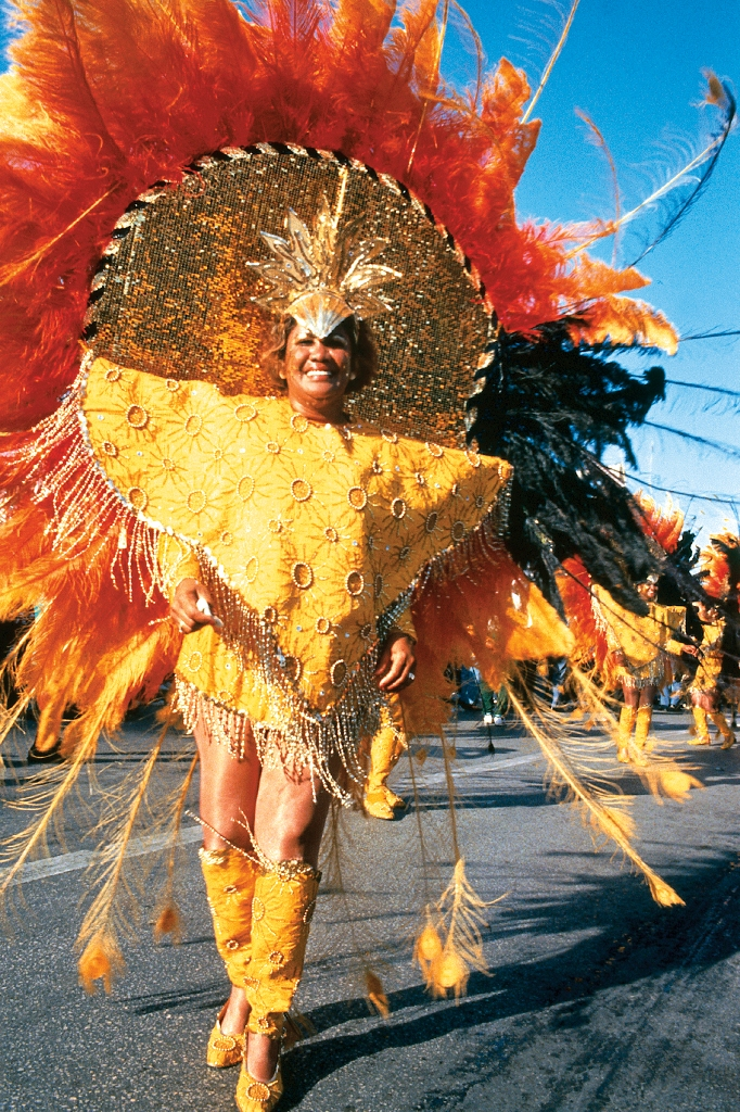 Карнавал в Кюрасао