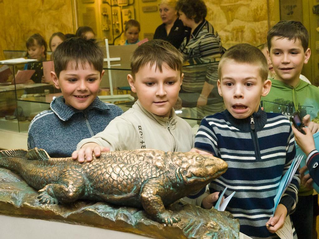Музей естественной истории Татарстана, юные натуралисты
