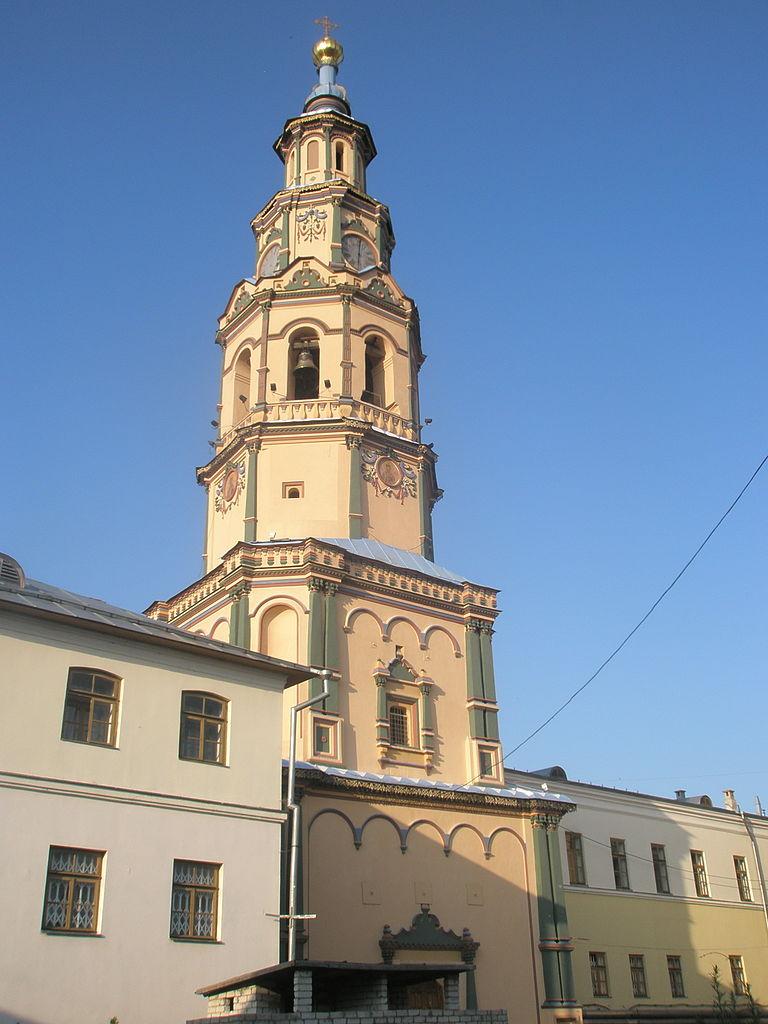 Петропавловский собор в Казани, колокольня