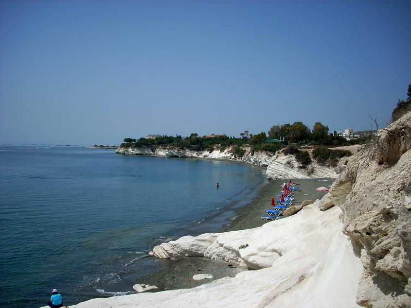 Губернаторский пляж на Кипре