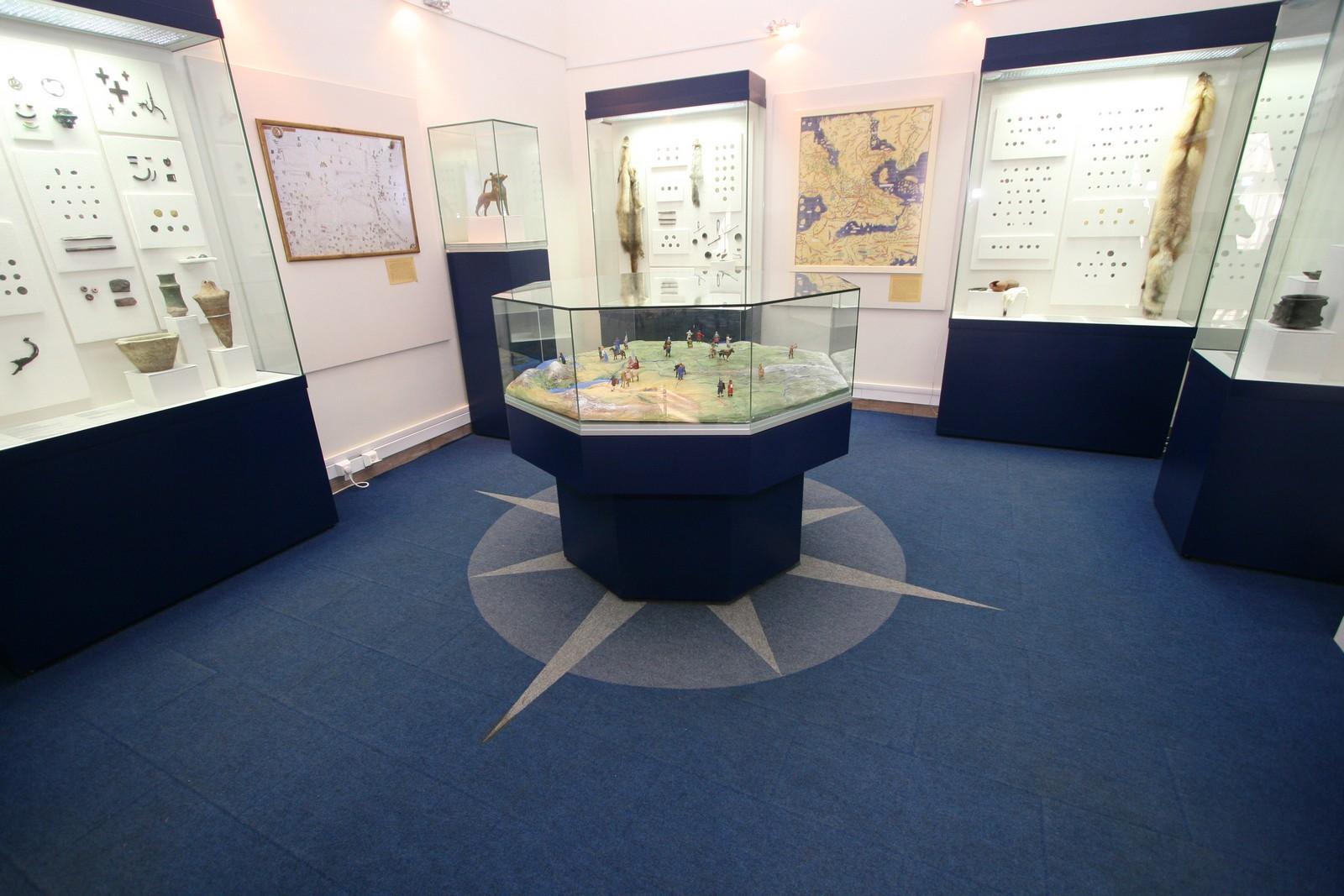 Национальный музей Республики Татарстан, древние находки
