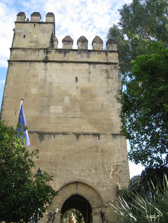 Алькасар, башня замка