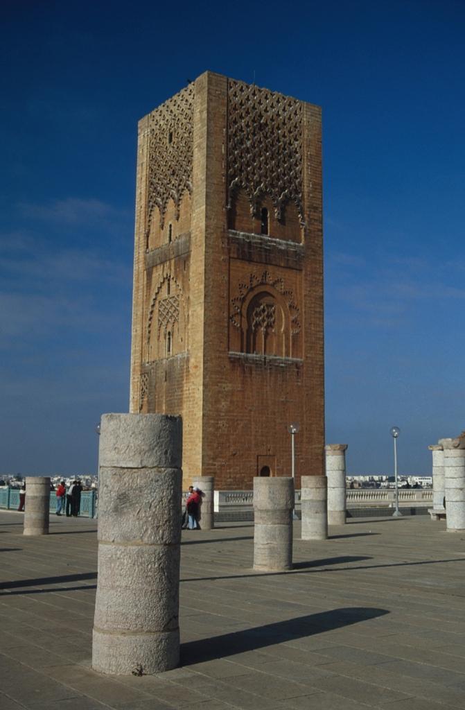 Башня Хасана, Рабат