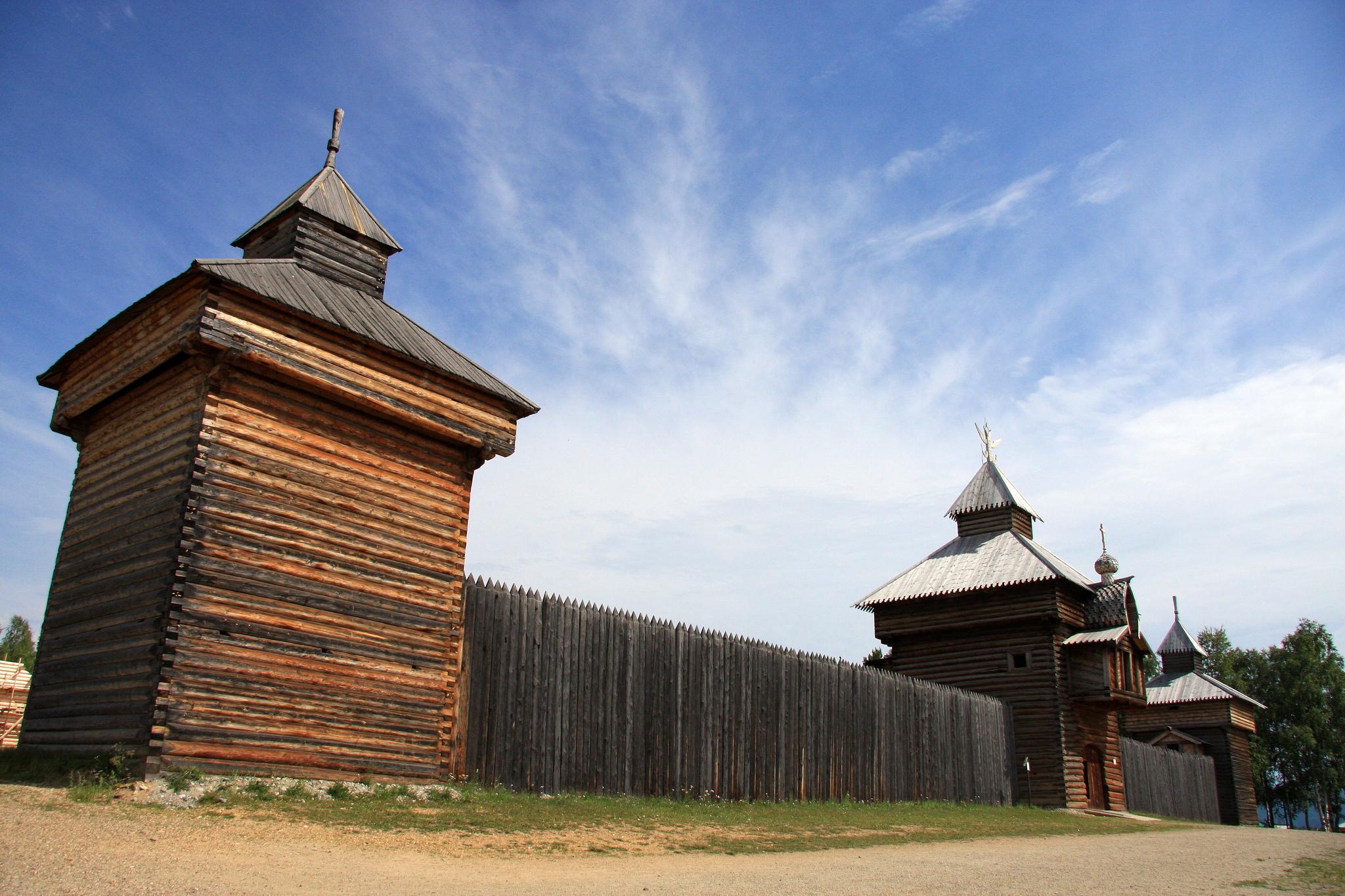 Музейный комплекс Тальцы, Иркутск