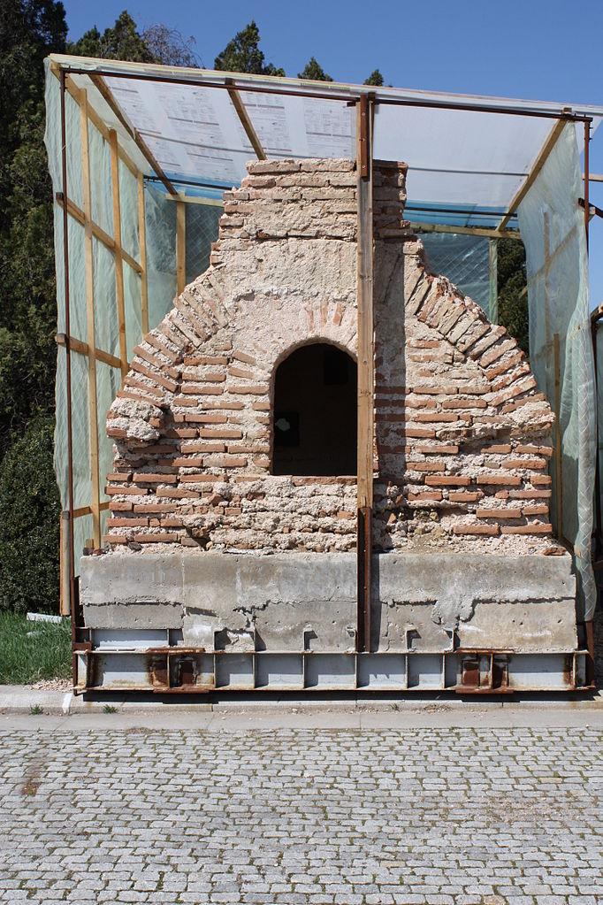 Национальный исторический музей Болгарии, печь