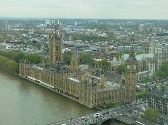 Политический центр Великобритании, Вестминстер