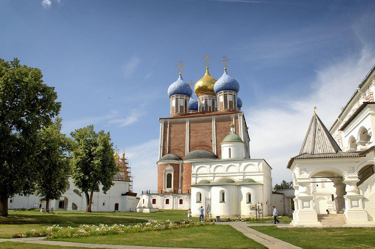 фото рязанского кремля таких