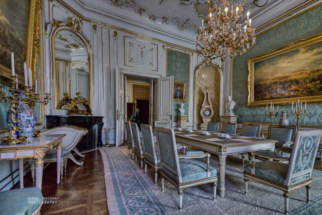 Зимняя резиденция австрийских Габсбургов