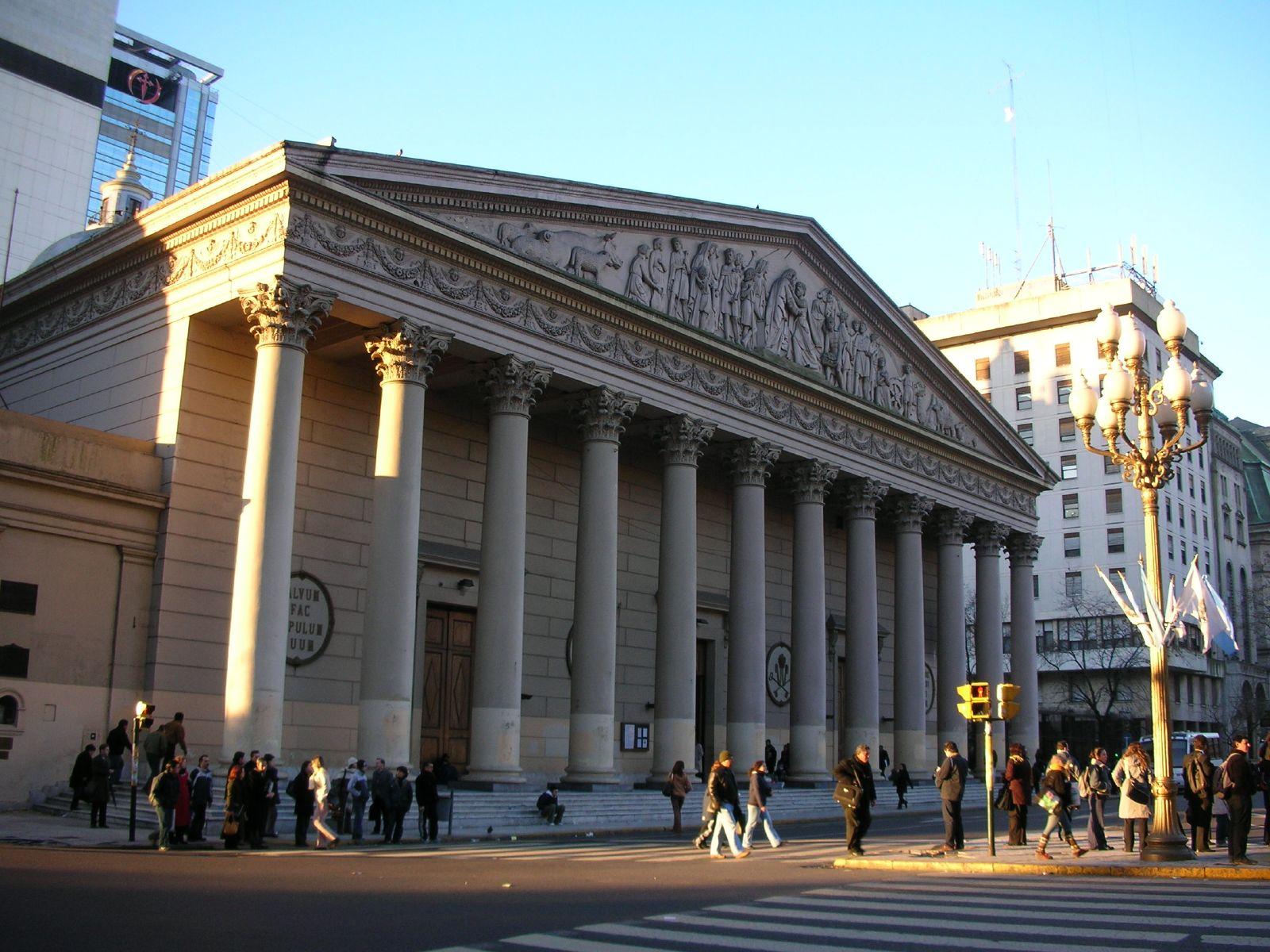 Кафедральный собор Буэнос-Айреса