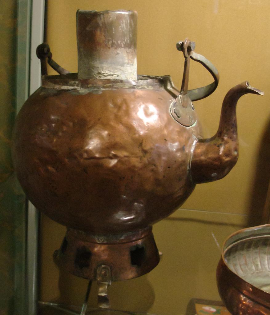 Тульский музей самоваров, сбитенник