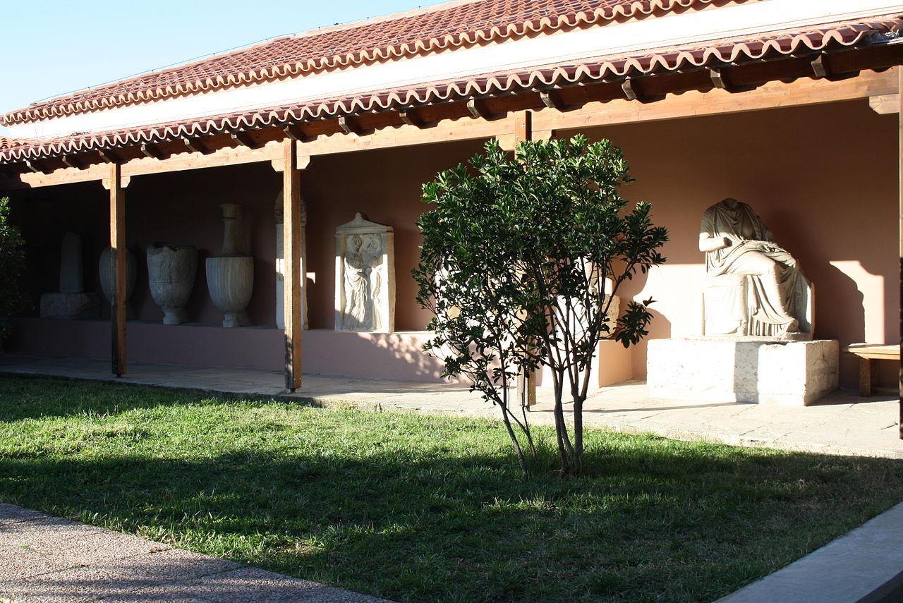 Археологический музей Керамика, Афины