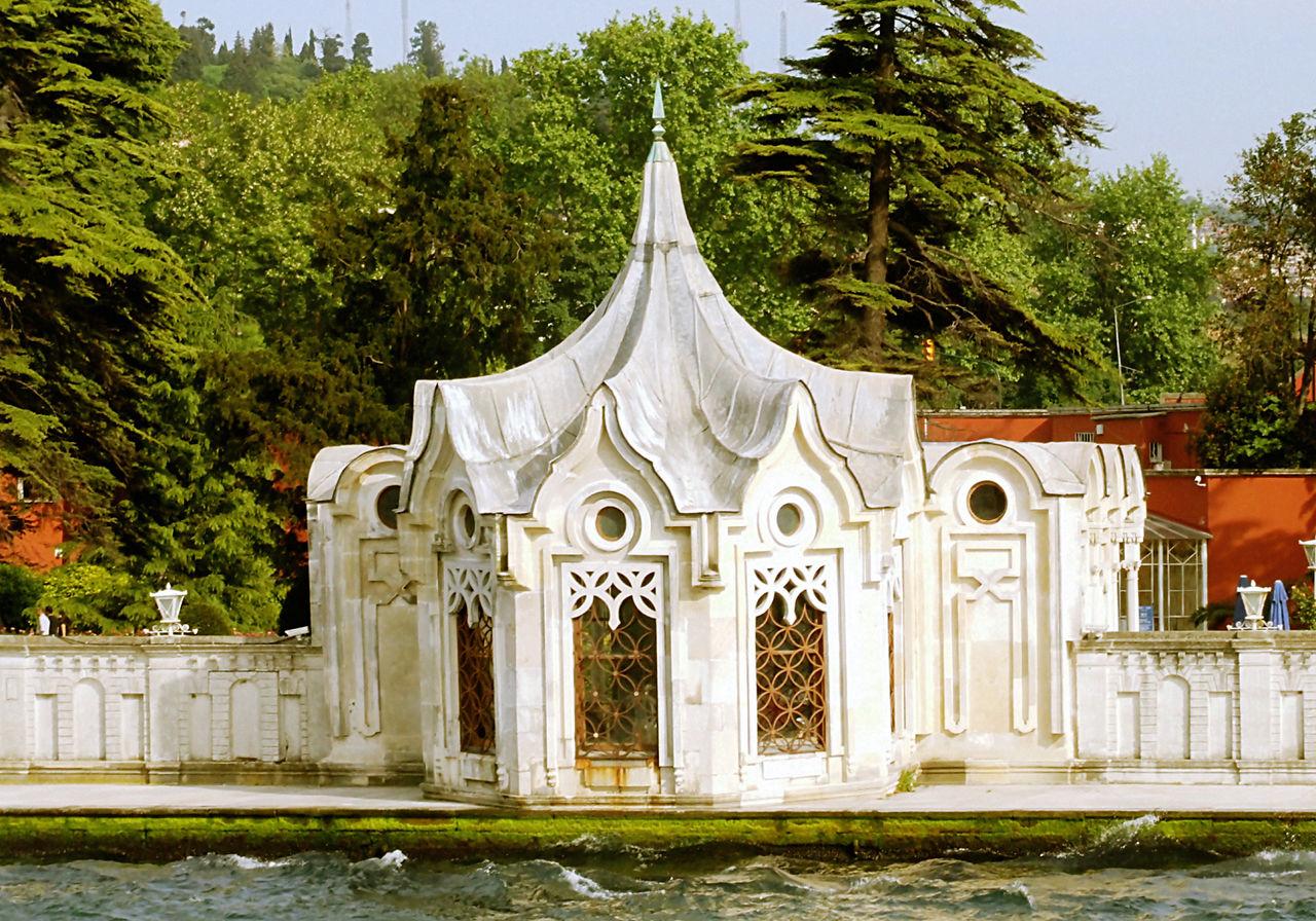 Дворец Бейлербейи, павильон