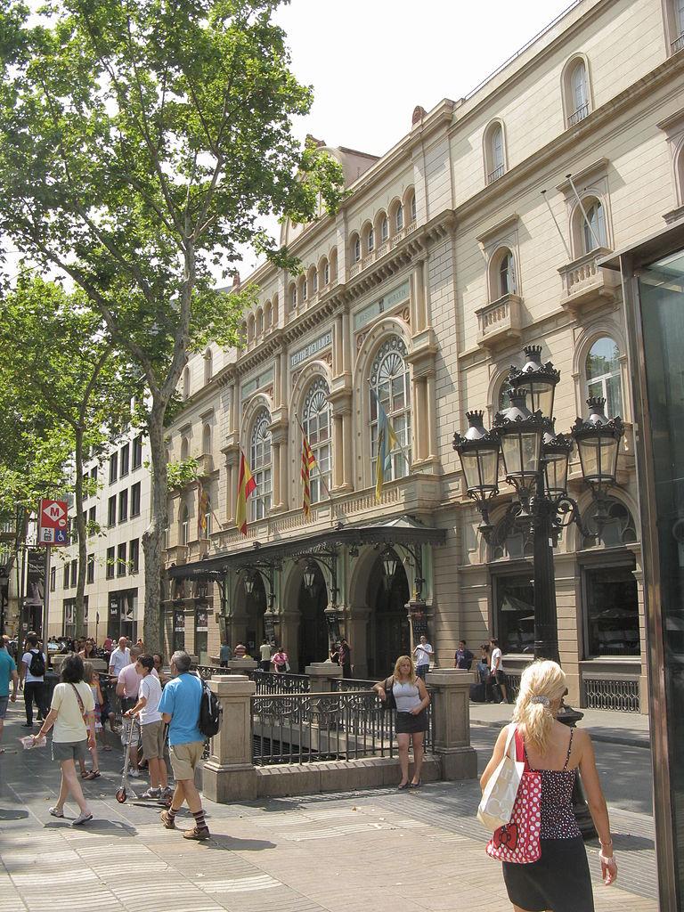 Лисео, оперный театр в Барселоне