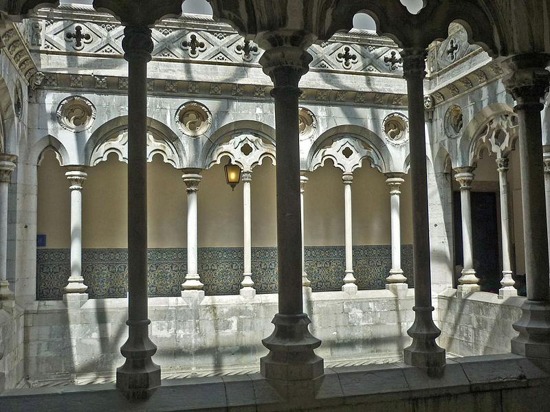 Национальный музей азулежу в Лиссабоне