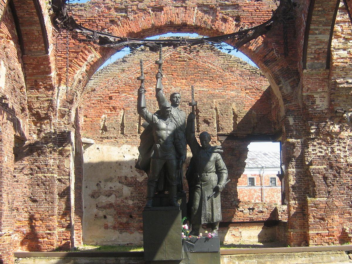 Памятник защитникам крепости Орешек