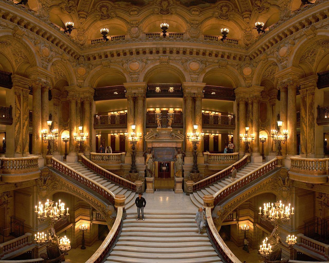 Билеты опера в париже билеты в цирк в казани купить