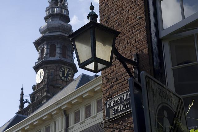 Фасад Ньивекерке, Амстердам