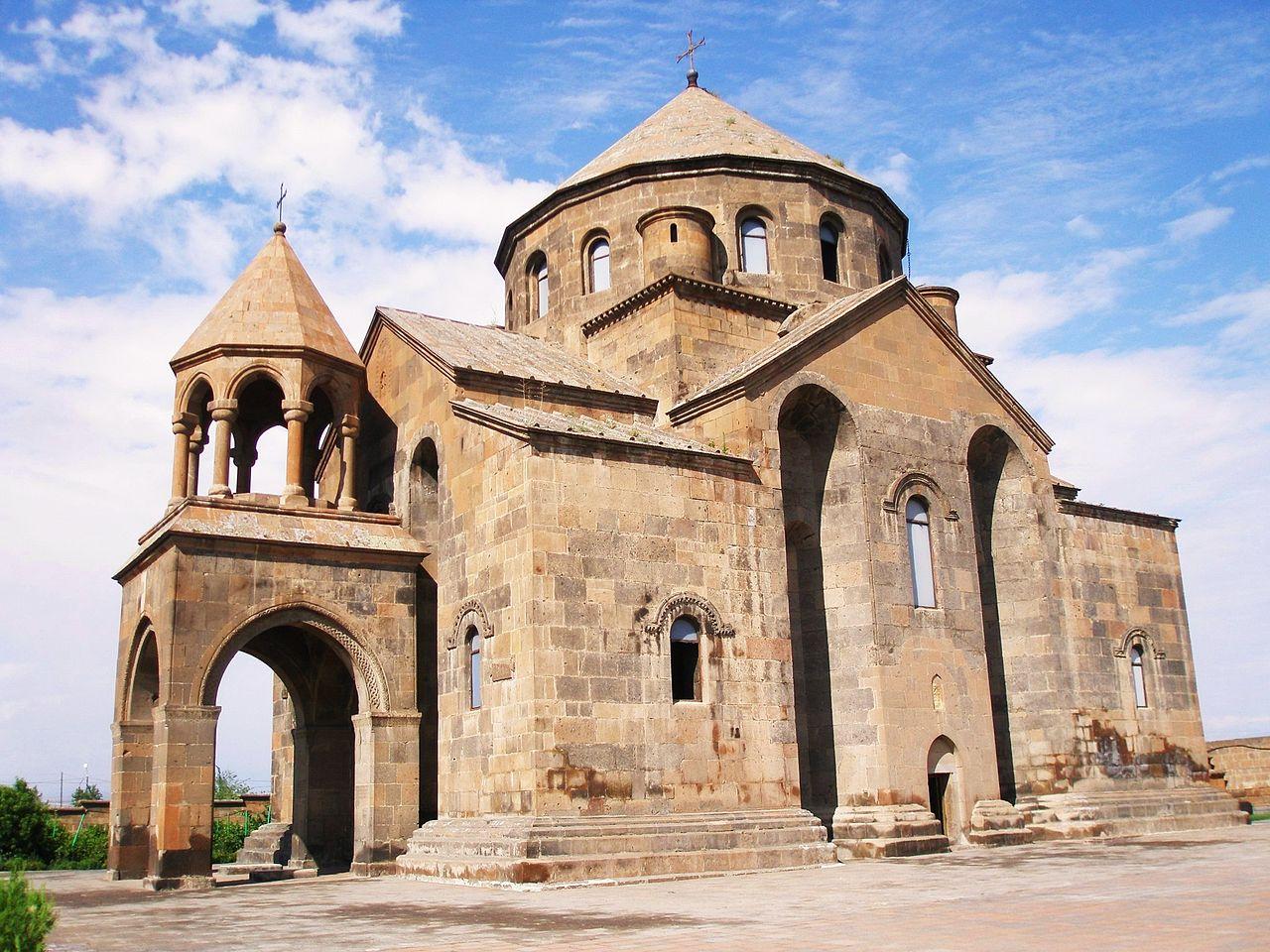 Церковь Св. Рипсиме, Армения