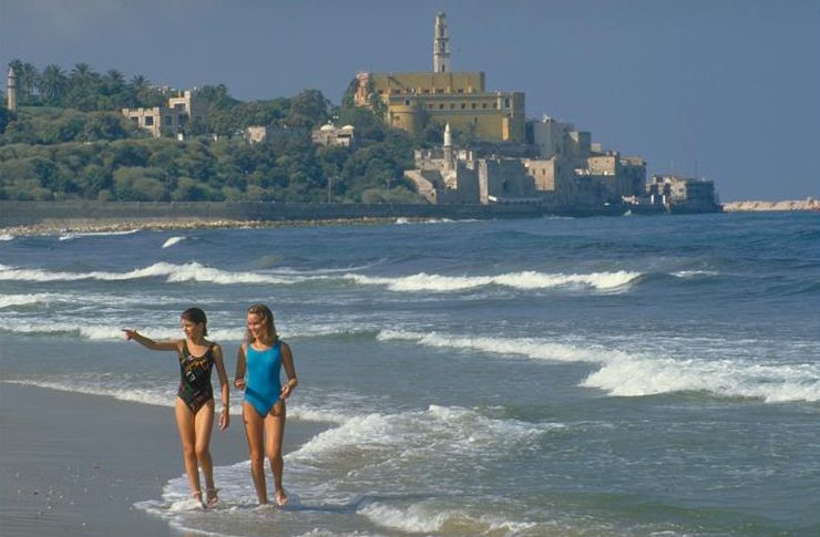 фото отдых в израиле