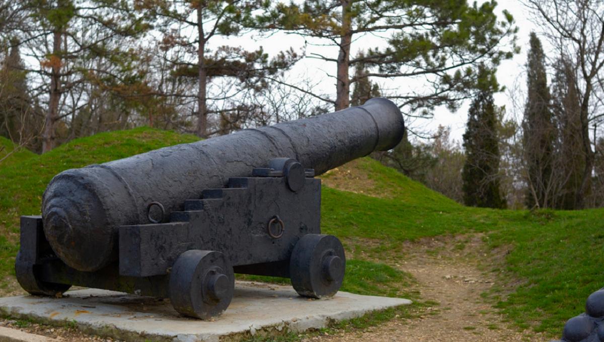 Пушка на Малаховом кургане
