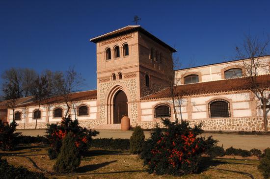 Винный завод в Толедо