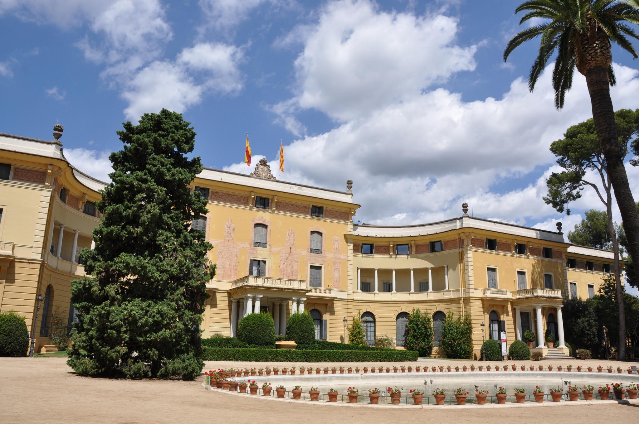 Королевский дворец Педральбес, Барселона